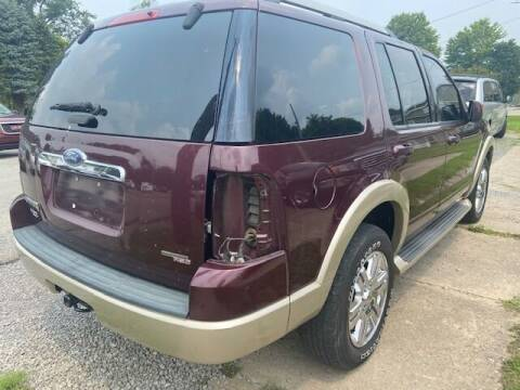 2007 Ford Explorer for sale at English Autos in Grove City PA