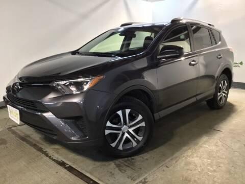 2018 Toyota RAV4 for sale at M Sport Motorcar in Hillside NJ