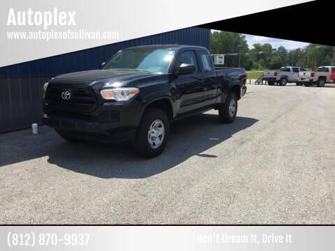 2017 Toyota Tacoma for sale at Autoplex in Sullivan IN