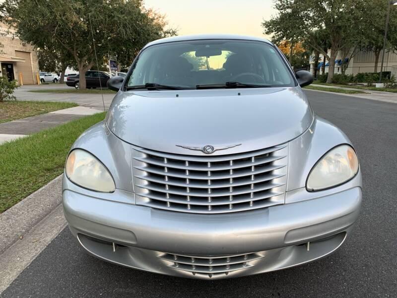 2005 Chrysler PT Cruiser for sale at Presidents Cars LLC in Orlando FL