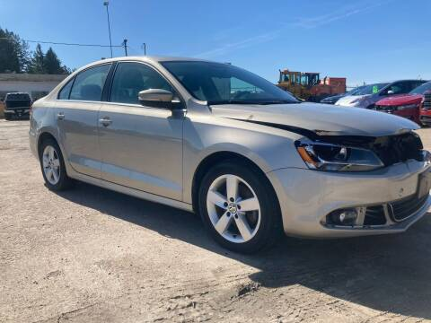 2012 Volkswagen Jetta for sale at SUNSET CURVE AUTO PARTS INC in Weyauwega WI