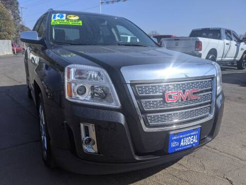 2014 GMC Terrain for sale at GREAT DEALS ON WHEELS in Michigan City IN
