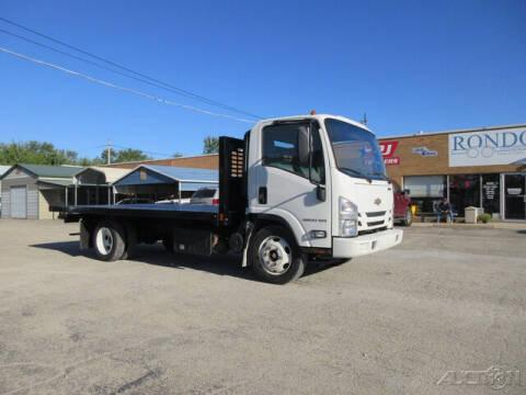 2017 Chevrolet 4500XD for sale at Rondo Truck & Trailer in Sycamore IL