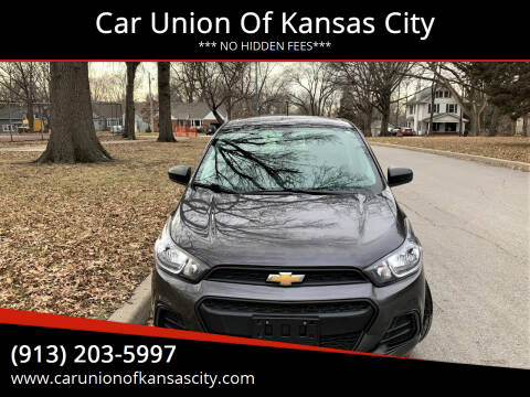 2016 Chevrolet Spark for sale at Car Union Of Kansas City in Kansas City MO