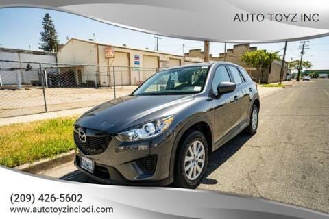 2014 Mazda CX-5 for sale at Auto Toyz Inc in Lodi CA