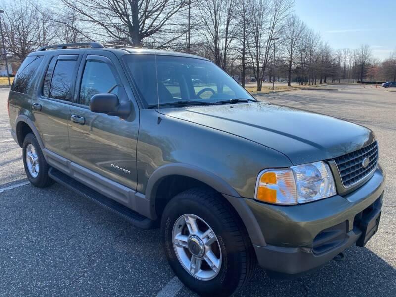 2002 Ford Explorer for sale at Godwin Motors in Laurel MD