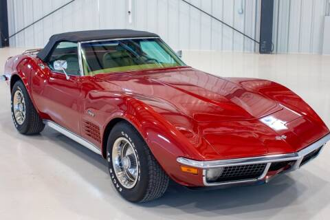 1970 Chevrolet Corvette for sale at All Collector Autos LLC in Bedford PA