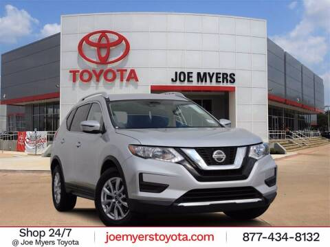 2020 Nissan Rogue for sale at Joe Myers Toyota PreOwned in Houston TX