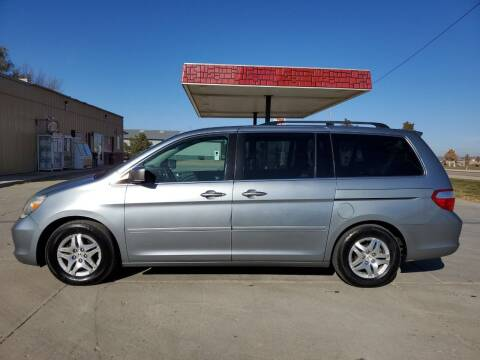 2007 Honda Odyssey for sale at Dakota Auto Inc. in Dakota City NE