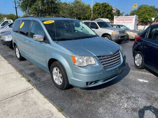 2010 Chrysler Town and Country for sale at Turnpike Motors in Pompano Beach FL