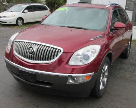 2009 Buick Enclave for sale at Express Auto Sales in Lexington KY