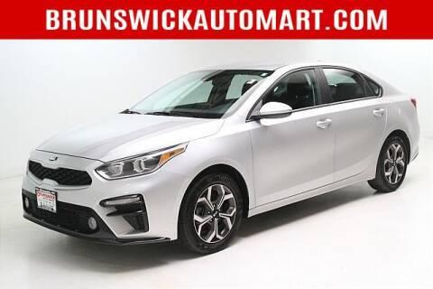 2019 Kia Forte for sale at Brunswick Auto Mart in Brunswick OH