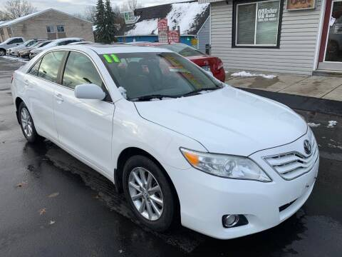 2011 Toyota Camry for sale at OZ BROTHERS AUTO in Webster NY