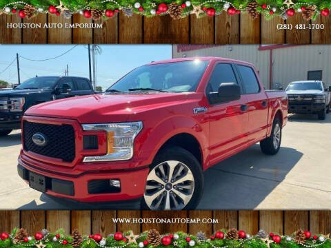 2018 Ford F-150 for sale at Houston Auto Emporium in Houston TX
