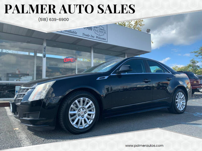 2011 Cadillac CTS for sale at Palmer Auto Sales in Menands NY