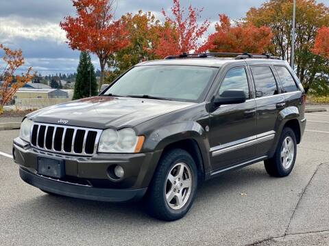 2006 Jeep Grand Cherokee for sale at Q Motors in Lakewood WA