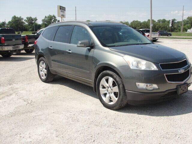 2010 Chevrolet Traverse for sale at Frieling Auto Sales in Manhattan KS
