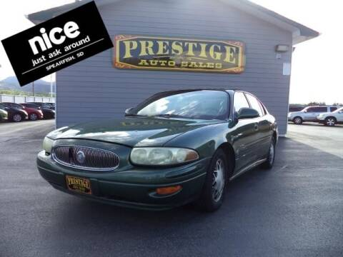 2003 Buick LeSabre for sale at PRESTIGE AUTO SALES in Spearfish SD
