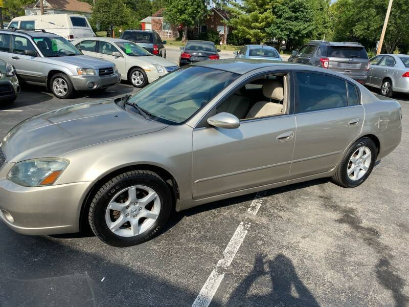 2006 Nissan Altima for sale at Auto Choice in Belton MO