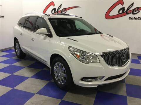 2017 Buick Enclave for sale at Cole Chevy Pre-Owned in Bluefield WV