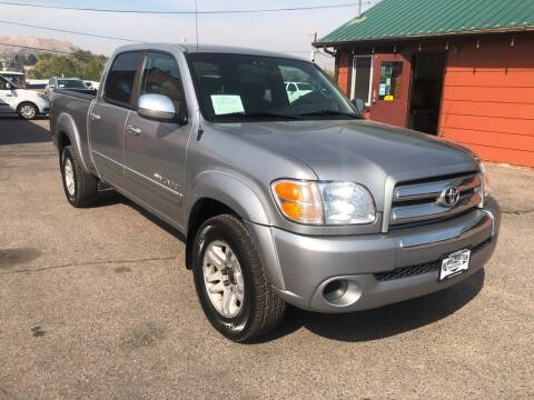 2004 Toyota Tundra for sale at BERKENKOTTER MOTORS in Brighton CO