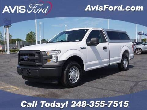 2017 Ford F-150 for sale at Work With Me Dave in Southfield MI