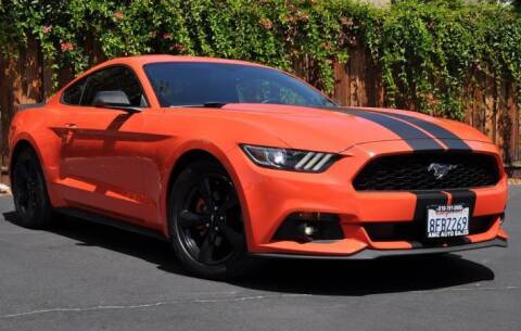 2015 Ford Mustang for sale at AMC Auto Sales Inc in San Jose CA