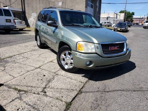 2003 GMC Envoy for sale at O A Auto Sale in Paterson NJ