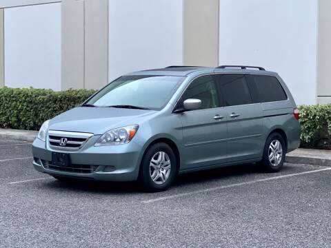 2005 Honda Odyssey for sale at Carfornia in San Jose CA