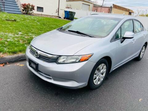 2012 Honda Civic for sale at Kensington Family Auto in Kensington CT