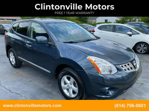 2013 Nissan Rogue for sale at Clintonville Motors in Columbus OH