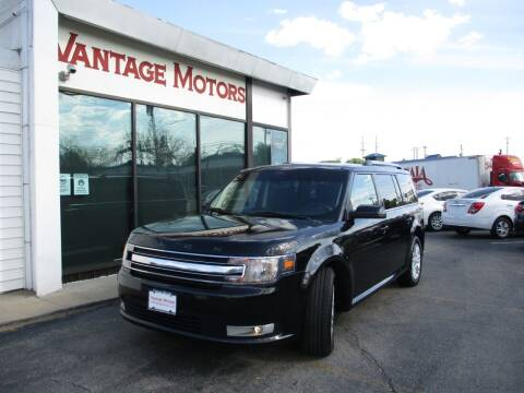 2014 Ford Flex for sale at Vantage Motors LLC in Raytown MO