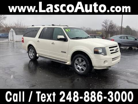 2007 Ford Expedition EL for sale at Lasco of Waterford in Waterford MI