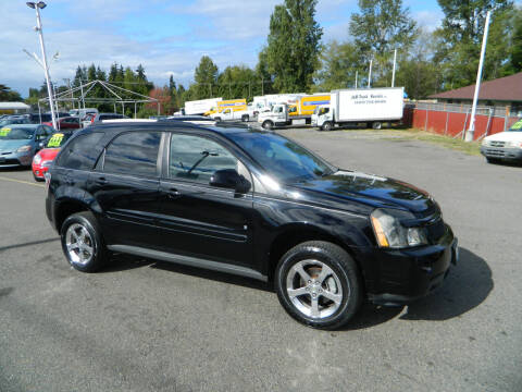 2008 Chevrolet Equinox for sale at J & R Motorsports in Lynnwood WA