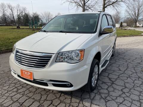 2012 Chrysler Town and Country for sale at TKP Auto Sales in Eastlake OH
