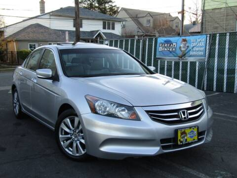 2011 Honda Accord for sale at The Auto Network in Lodi NJ