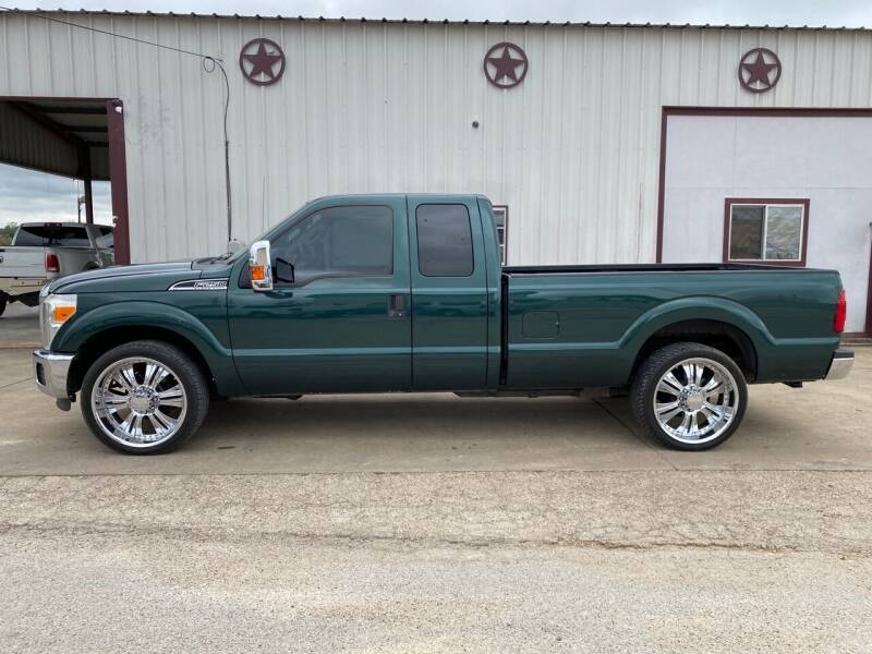 2011 Ford F-250 Super Duty for sale at Circle T Motors INC in Gonzales TX