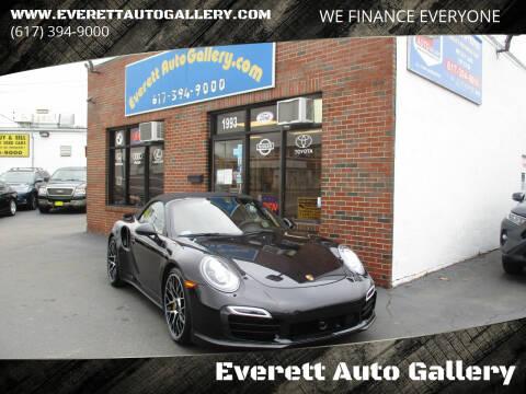 2014 Porsche 911 for sale at Everett Auto Gallery in Everett MA