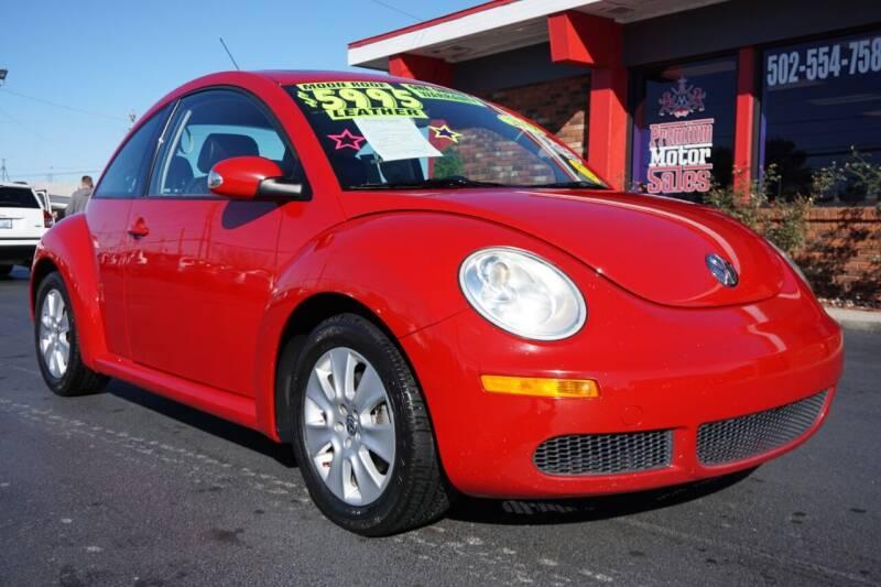 2009 Volkswagen New Beetle for sale at Premium Motors in Louisville KY