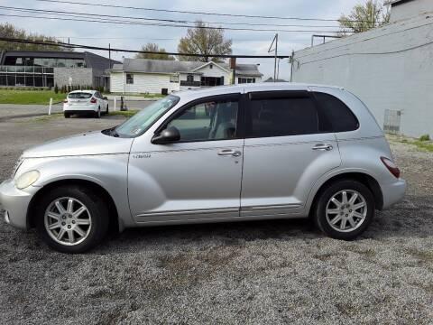 2006 Chrysler PT Cruiser for sale at STAR CITY PRE-OWNED in Morgantown WV