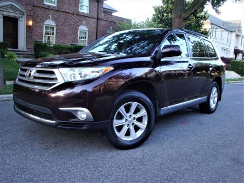 2012 Toyota Highlander for sale at Cars Trader in Brooklyn NY