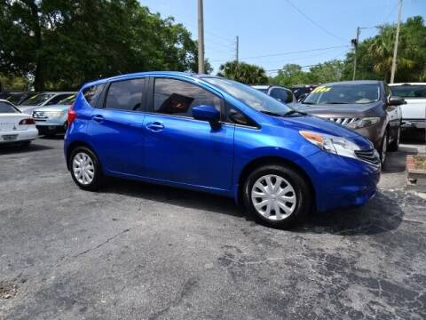2015 Nissan Versa Note for sale at DONNY MILLS AUTO SALES in Largo FL