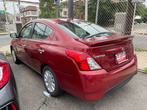 2019 Nissan Versa for sale at Buy Here Pay Here Auto Sales in Newark NJ