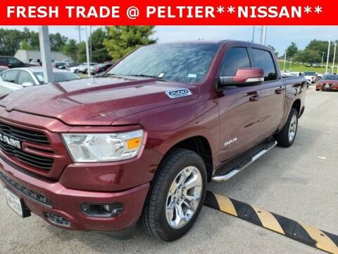 2019 RAM Ram Pickup 1500 for sale at TEX TYLER Autos Cars Trucks SUV Sales in Tyler TX