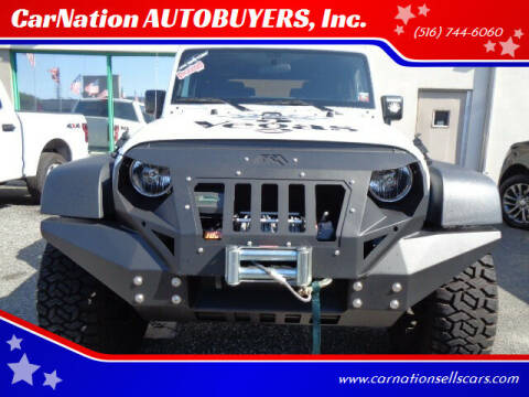 2018 Jeep Wrangler for sale at CarNation AUTOBUYERS, Inc. in Rockville Centre NY