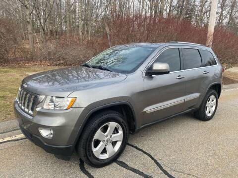 2011 Jeep Grand Cherokee for sale at Padula Auto Sales in Braintree MA