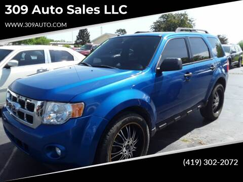 2012 Ford Escape for sale at 309 Auto Sales LLC in Harrod OH