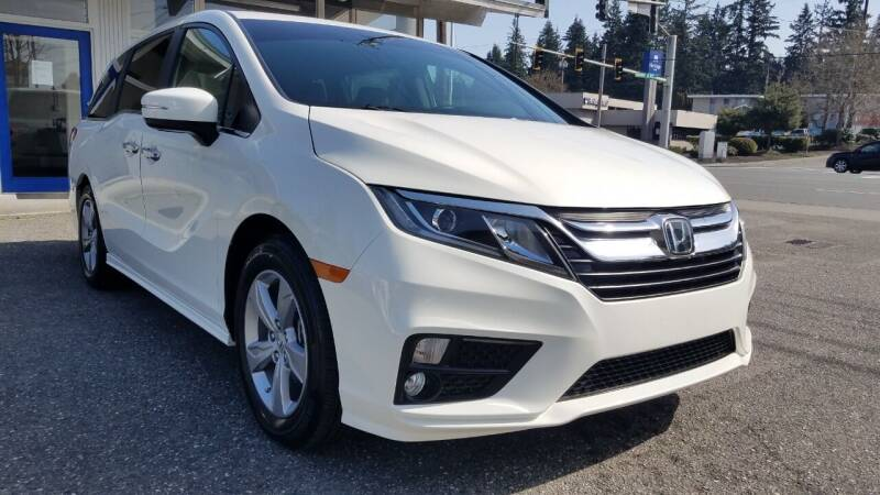 2018 Honda Odyssey for sale at Seattle's Auto Deals in Everett WA