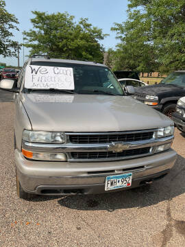 2004 Chevrolet Tahoe for sale at Continental Auto Sales in White Bear Lake MN