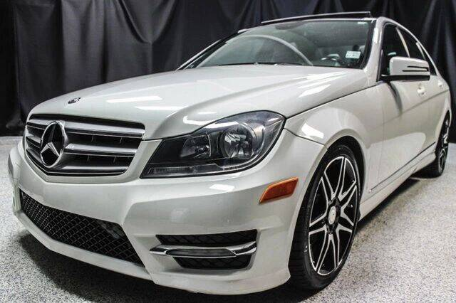 2012 Mercedes-Benz C-Class for sale at Bri's Sales, Service, & Imports in Long Beach CA